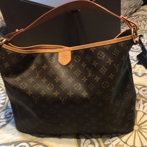 Louis Vuitton Delighful mm in very good condition